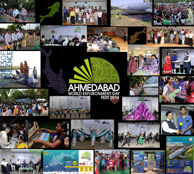 Ahmedabad World Environment Day  festival 2014