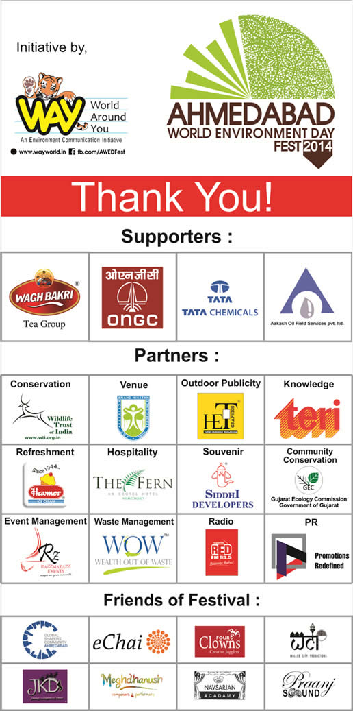 AWF Supporters and Partners