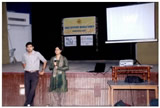 Workshop at ONGC Officers Mahila Samiti